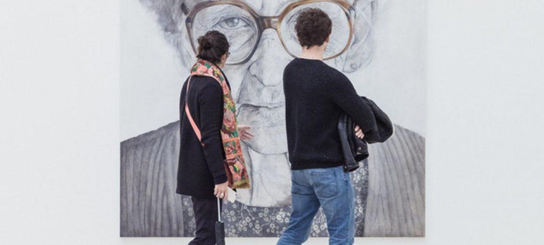 Wat kijk je? Column over kunst Buitenkunst